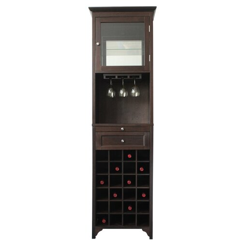 24 Bottle Wine Cabinet