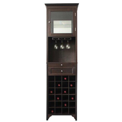 Jenlea 24 Bottle Wine Cabinet