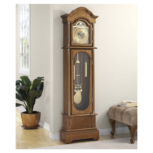 "Jenlea Daniel Dakota 71.63"" Grandfather Clock"