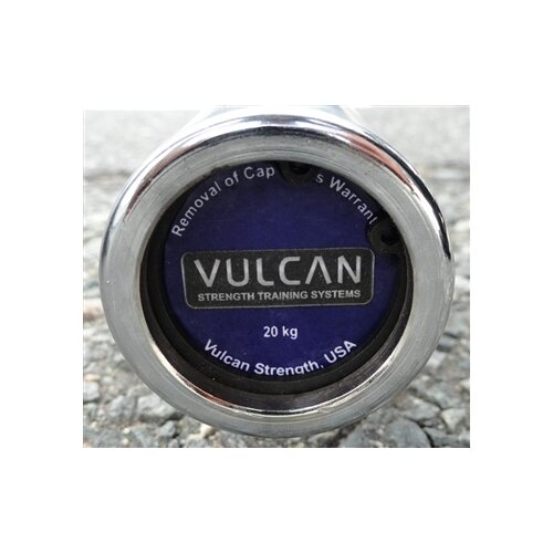 Vulcan Strength Training Systems Elite Men's 44-lb Training Bearing Bar