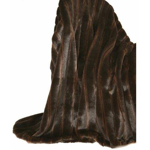 Fancy Furs Two Tone Throw