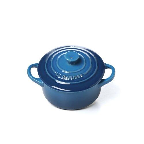 Le Creuset Stoneware 0.25-qt. Round Cocotte