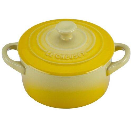 Le Creuset 0.25-qt. Stoneware Round Casserole