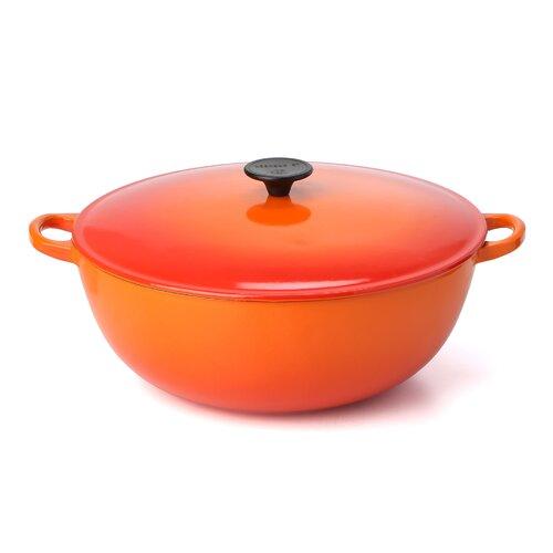 Le Creuset Cast Iron Soup Pot with Lid