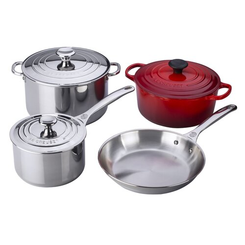 4-Piece Cookware Set