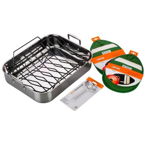 5-Piece Holiday Bonus Roaster Set