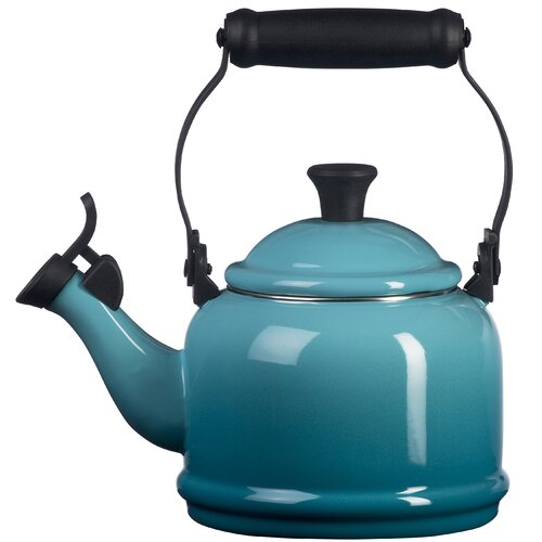 Enamel On Steel 1.25-qt. Demi Tea Kettle