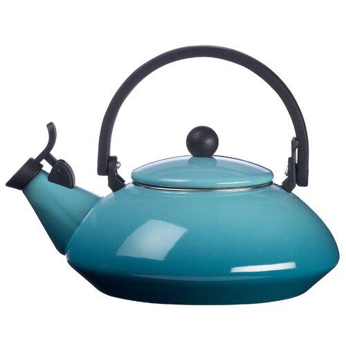 Le Creuset Enamel On Steel 1.6-qt. Zen Tea Kettle