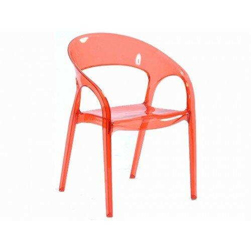 Modern Plastic Dining Chair
