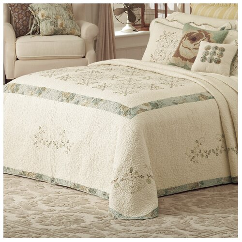 Mary Jane's Home Vintage Treasure Bedspread