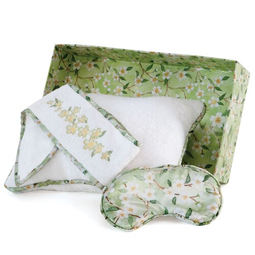 Scent-Sation Bella and Bliss Spa Bath Pillow Set