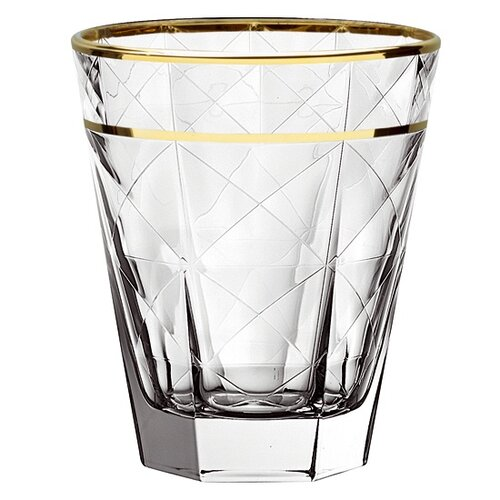 Carre Double Old Fashioned Tumbler (Set of 6)
