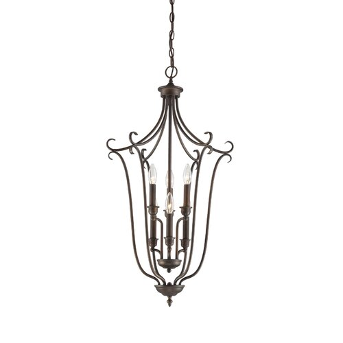 Fulton 6 Light Foyer Pendant