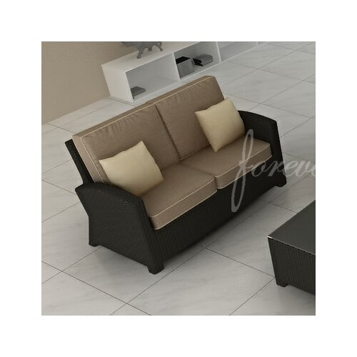 Barbados Loveseat with Cushions