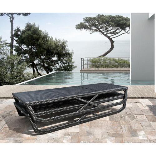 Sirio Largo Chaise Lounge with Cushion