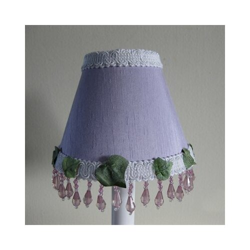 "Silly Bear Lighting 5"" Fluttering Butterfly Fabric Empire Candelabra Shade"