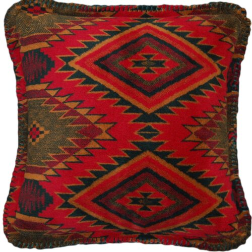 Acrylic / Polyester Navaho Wind Pillow