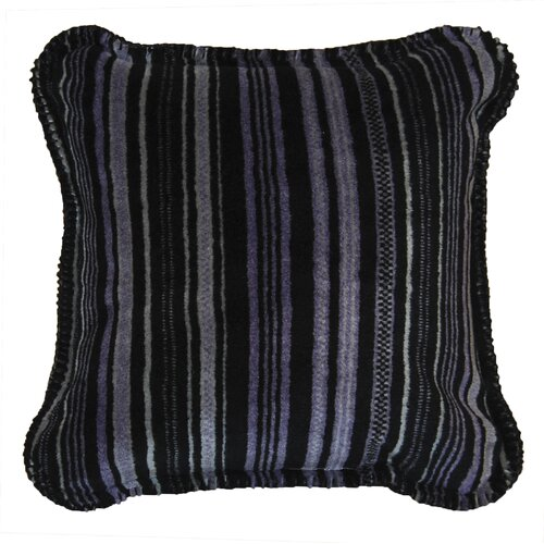 Denali Throws Acrylic / Polyester Stripe Pillow