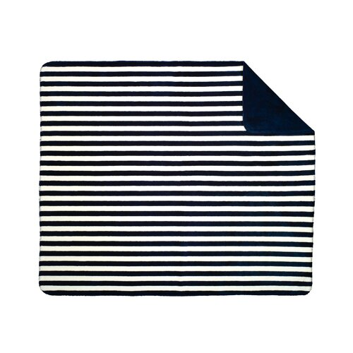 Denali Throws Acrylic Stripe Double-Sided Throw