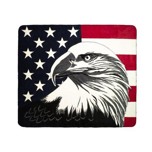 Acrylic Presidential / Pledge Double-Sided Throw