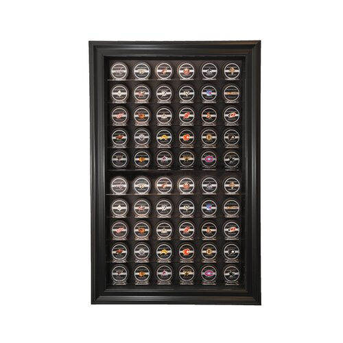 Caseworks International Sixty Puck Display Case