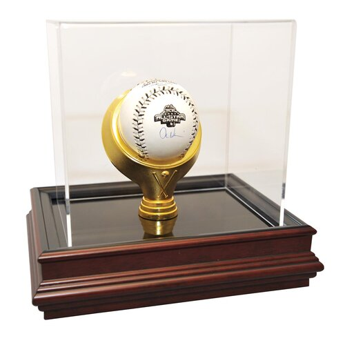 Caseworks International Boardroom Base Single Baseball Display Case