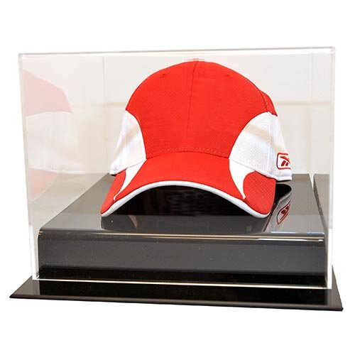 Caseworks International Baseball Cap Display Case