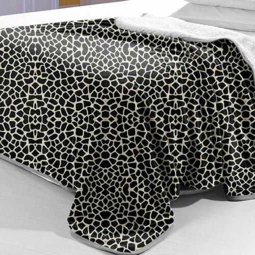 Giraffe Polyester Fleece Blanket