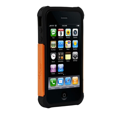 Fuse Rugged iPhone 4/4S Shell Case