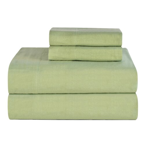 Celeste Home Ultra Soft Flannel Cotton Sheet Set