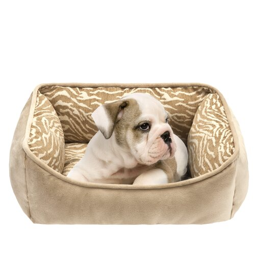 Reversible Cuddler Nest Dog Bed