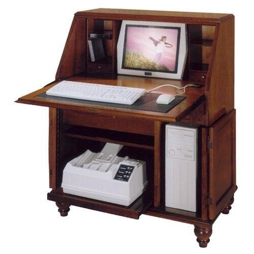Bahama Breeze puter Secretary Desk