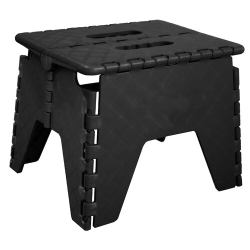 SeaStow 1-Step Folding Step Stool