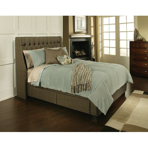 Casual Elegance Cambridge Storage Platform Bed