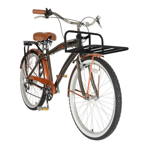 "Hollandia Men's Land 26"" Cruiser"