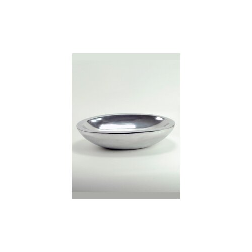 Aluminum Oval Heavy Bowl