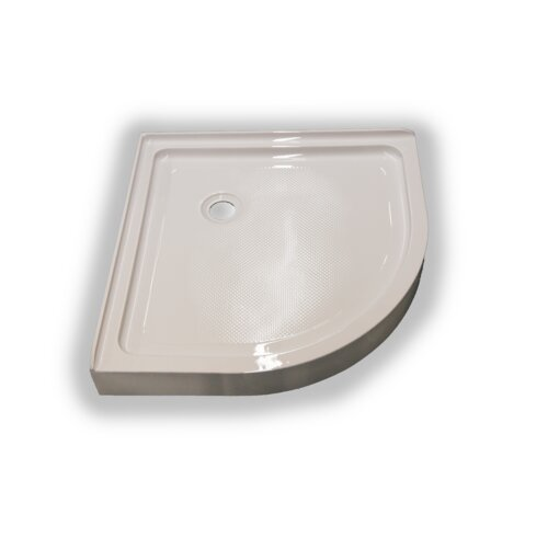 A&E Bath and Shower Nevada Neo-Round Corner Shower Set