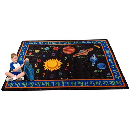 KidCarpet.com Outer Space Kids Rug