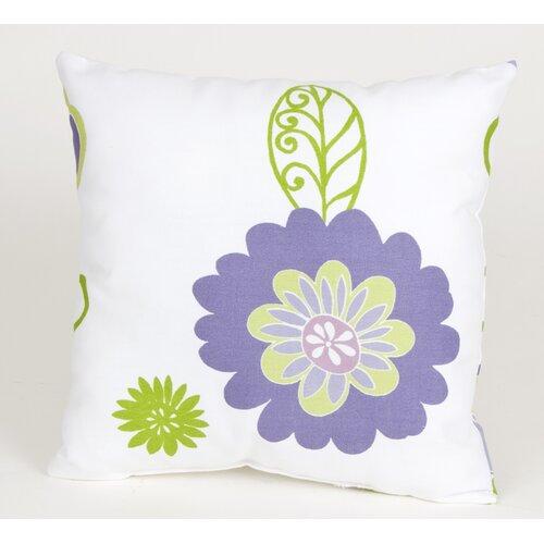 Sweet Potato by Glenna Jean LuLu Flowers Pillow