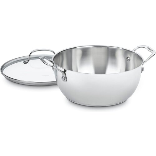 Classic Stainless 5.5-qt. Multi-Purpose Pot