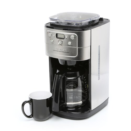 Cuisinart Grind & Brew 12-Cup Fully Automatic Coffee Maker
