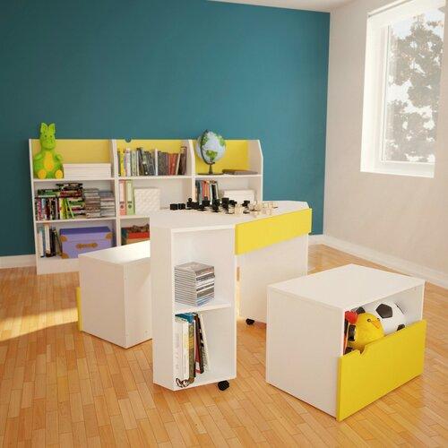Nexera Taxi Mobile Toy Storage Bin