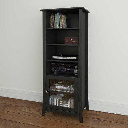 nexera tuxedo multimedia cabinet reviews wayfair. Black Bedroom Furniture Sets. Home Design Ideas