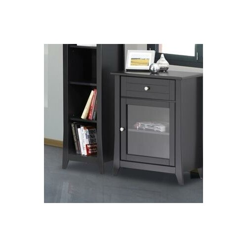 Tuxedo 1 Drawer Hall Console Cabinet