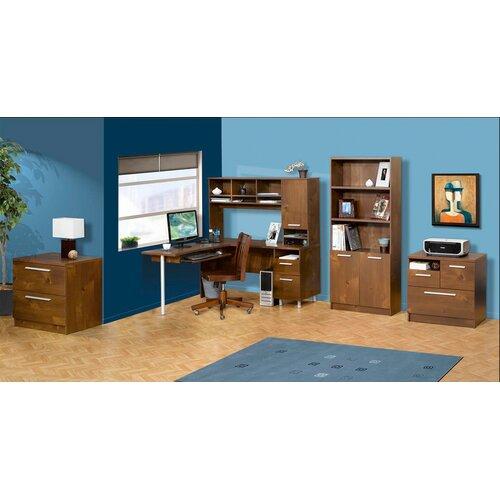 Nexera Aero Lite Computer Desk