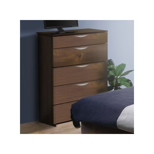Nocce Truffle 5 Drawer Chest