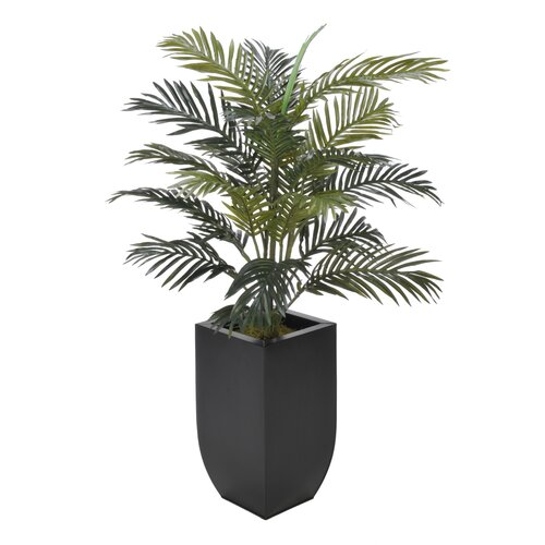 Artificial Desk Top Plant in Planter