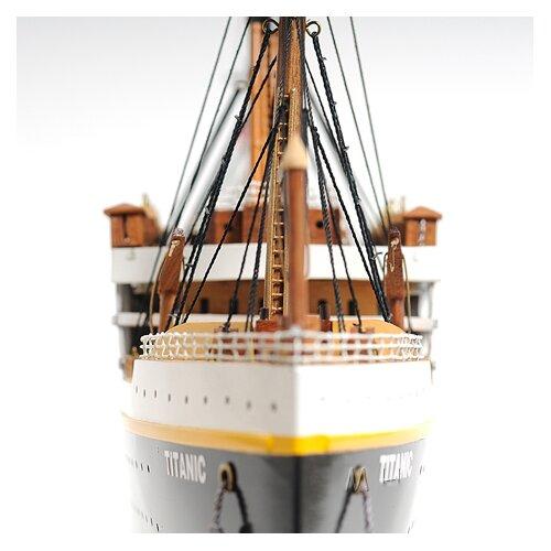 Old Modern Handicrafts Titanic Lights Model Ship