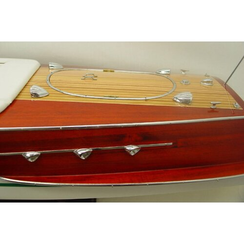 Old Modern Handicrafts Riva Ariston E.E. Model Boat