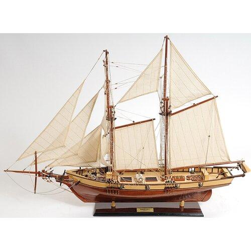 Old Modern Handicrafts Harvey Model Boat